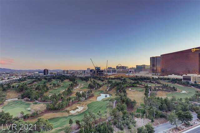 360 Desert Inn Road #1702, Las Vegas, NV 89109 (MLS #2273441) :: The Shear Team