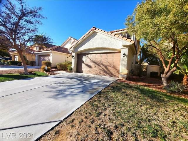 8232 Cactus Canyon Court, Las Vegas, NV 89128 (MLS #2273493) :: Jeffrey Sabel