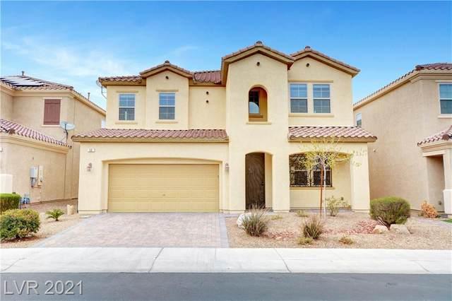 52 Crooked Putter Drive, Las Vegas, NV 89148 (MLS #2273716) :: Jeffrey Sabel