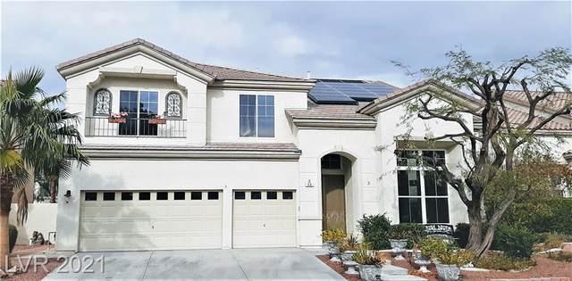 56 Dollar Pointe Avenue, Las Vegas, NV 89148 (MLS #2273736) :: Billy OKeefe | Berkshire Hathaway HomeServices
