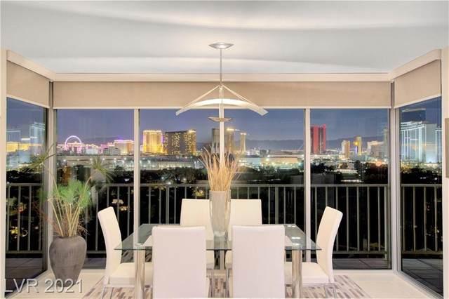 3111 Bel Air Drive 14A, Las Vegas, NV 89109 (MLS #2273876) :: Signature Real Estate Group