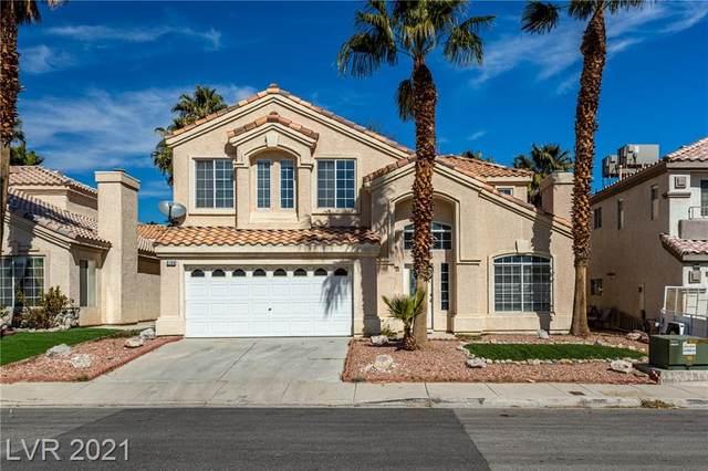 9188 Sapphire Point Avenue, Las Vegas, NV 89147 (MLS #2273949) :: Signature Real Estate Group