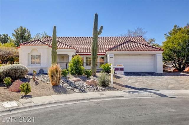 9045 Firebird Drive, Las Vegas, NV 89134 (MLS #2274021) :: Jeffrey Sabel