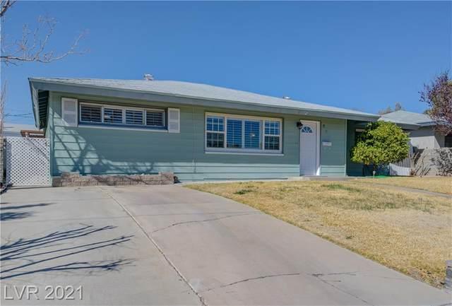 556 7th Street, Boulder City, NV 89005 (MLS #2274322) :: ERA Brokers Consolidated / Sherman Group