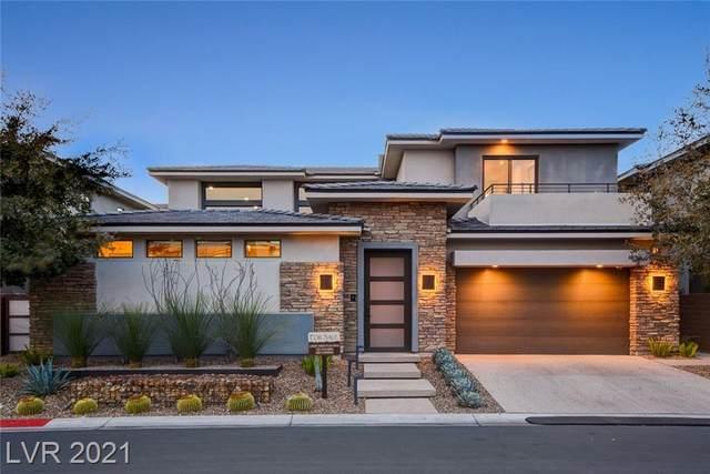 81 Pristine Glen Street, Las Vegas, NV 89135 (MLS #2274363) :: Vestuto Realty Group