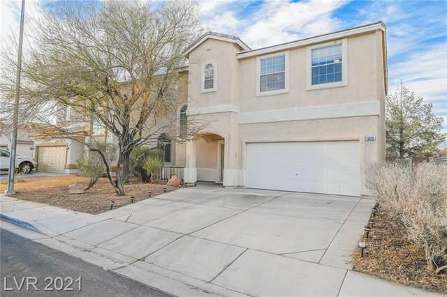 5312 Striking Point Court, Las Vegas, NV 89130 (MLS #2274635) :: Signature Real Estate Group