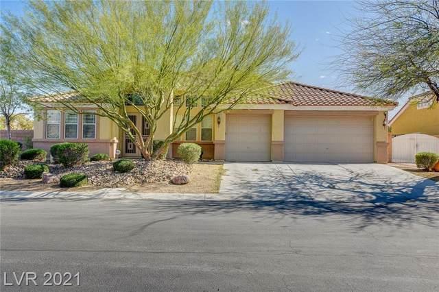 6521 Bluff Dwellers Avenue, Las Vegas, NV 89131 (MLS #2274656) :: The Shear Team