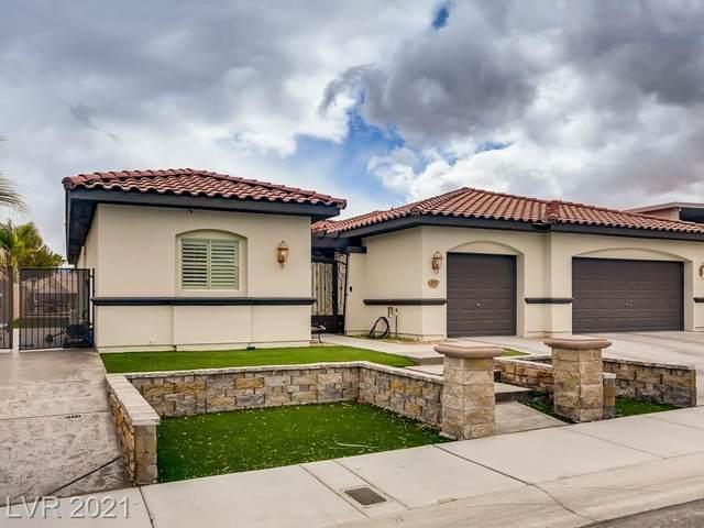 5717 Whispering Waters Avenue, Las Vegas, NV 89131 (MLS #2274703) :: Signature Real Estate Group