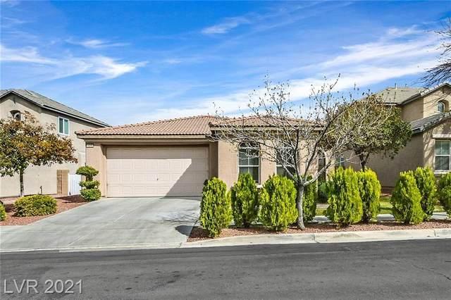 1646 Boundary Peak Way, Las Vegas, NV 89135 (MLS #2274753) :: Hebert Group | Realty One Group