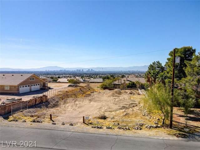 365 Vista Valley Street, Las Vegas, NV 89110 (MLS #2276299) :: Hebert Group   Realty One Group