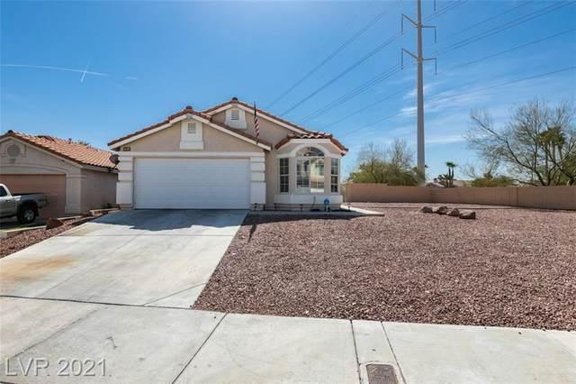 8321 Gilmore Avenue, Las Vegas, NV 89129 (MLS #2276483) :: ERA Brokers Consolidated / Sherman Group