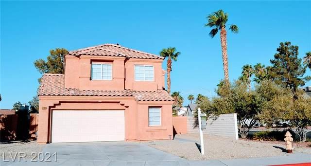 2700 Trotwood Lane, Las Vegas, NV 89108 (MLS #2276651) :: Keller Williams Realty