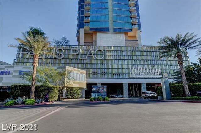 4381 Flamingo Road #5007, Las Vegas, NV 89103 (MLS #2276665) :: Hebert Group | Realty One Group