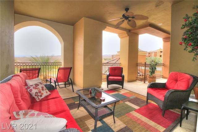 30 Via Mantova #210, Henderson, NV 89011 (MLS #2276722) :: Signature Real Estate Group