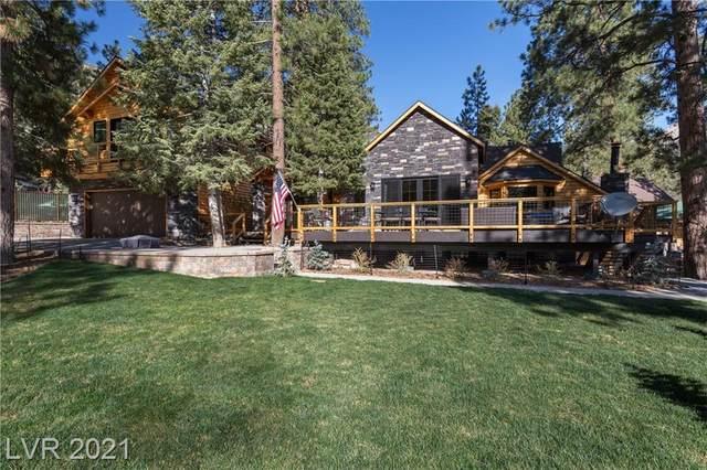 4174 Mont Blanc Way, Las Vegas, NV 89124 (MLS #2276741) :: The Chris Binney Group | eXp Realty