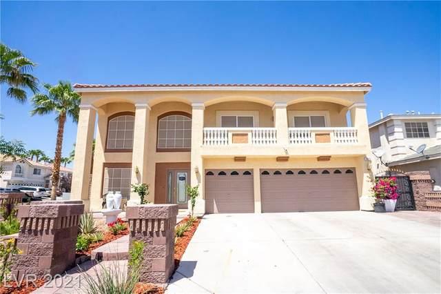 7933 Enchanted Pool Street, Las Vegas, NV 89139 (MLS #2276861) :: Jack Greenberg Group