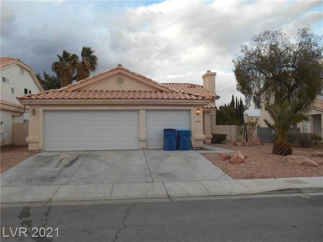 1306 Silver Knoll Avenue, Las Vegas, NV 89123 (MLS #2277045) :: Billy OKeefe | Berkshire Hathaway HomeServices