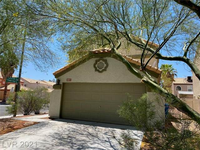 4033 Hazelridge Drive, Las Vegas, NV 89129 (MLS #2277127) :: Galindo Group Real Estate