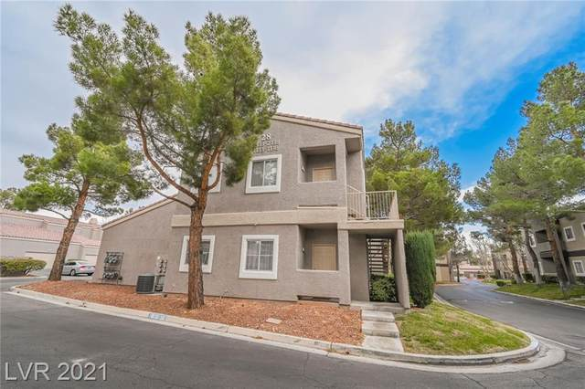 5250 S Rainbow Boulevard #1133, Las Vegas, NV 89118 (MLS #2277222) :: ERA Brokers Consolidated / Sherman Group