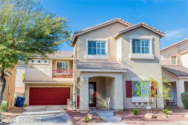 5014 Tunnel Falls Drive, Las Vegas, NV 89141 (MLS #2277297) :: Signature Real Estate Group