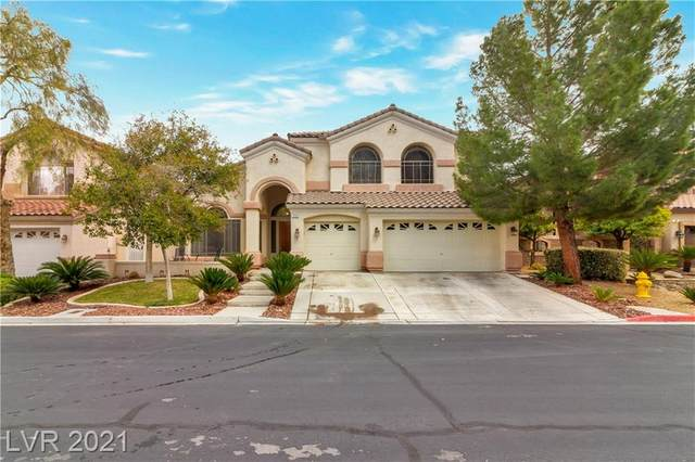 712 Eaglewood Drive, Las Vegas, NV 89144 (MLS #2277382) :: Billy OKeefe | Berkshire Hathaway HomeServices