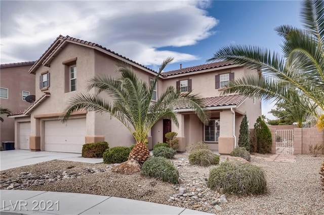 8737 Apiary Wind Street, Las Vegas, NV 89131 (MLS #2277794) :: Billy OKeefe | Berkshire Hathaway HomeServices
