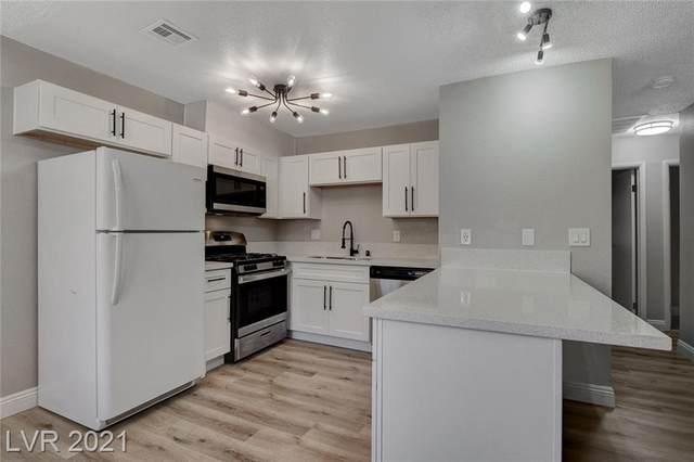 841 Rock Springs Drive #201, Las Vegas, NV 89128 (MLS #2278210) :: ERA Brokers Consolidated / Sherman Group