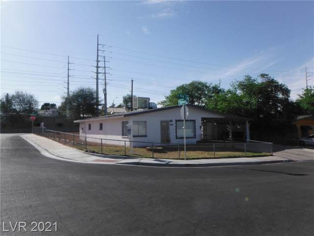 1301 Fay Boulevard, Las Vegas, NV 89108 (MLS #2278400) :: Signature Real Estate Group
