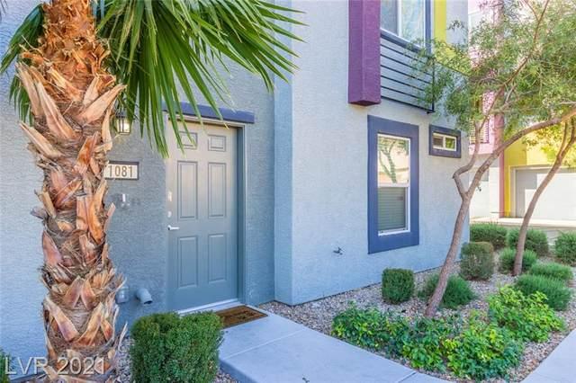 9050 Tropicana Avenue #1081, Las Vegas, NV 89147 (MLS #2278489) :: Jeffrey Sabel
