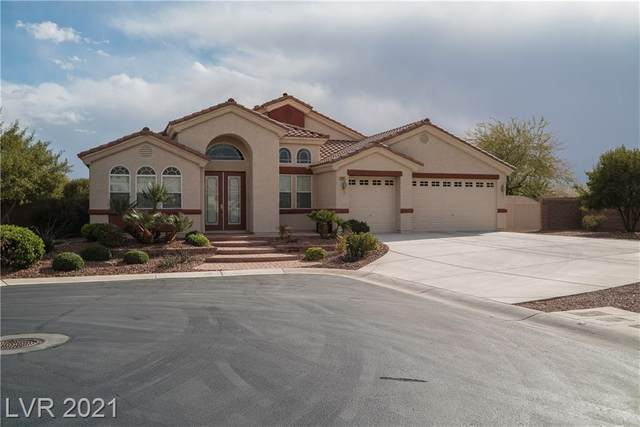 6591 Moss Agate Drive, Las Vegas, NV 89131 (MLS #2278511) :: Vestuto Realty Group