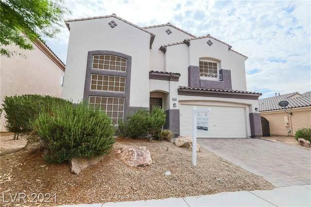 5520 Colorado Breeze Way, North Las Vegas, NV 89031 (MLS #2278621) :: Lindstrom Radcliffe Group