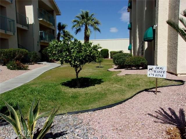 3550 Bay Sands Drive #1065, Laughlin, NV 89029 (MLS #2278691) :: Signature Real Estate Group