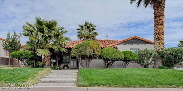 539 Birch Street, Boulder City, NV 89005 (MLS #2278811) :: Jeffrey Sabel
