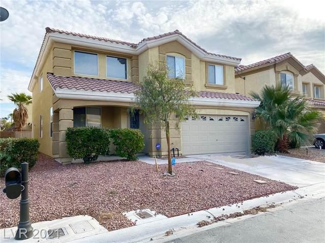 241 Rusty Plank Avenue, Las Vegas, NV 89148 (MLS #2278946) :: Custom Fit Real Estate Group