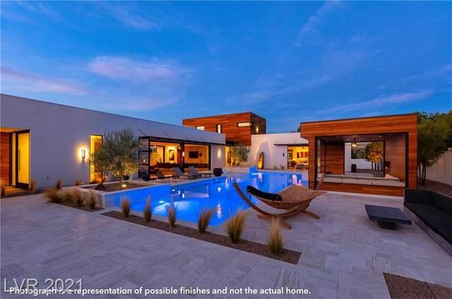 6945 Stargazer Ridge Court, Las Vegas, NV 89118 (MLS #2279127) :: ERA Brokers Consolidated / Sherman Group