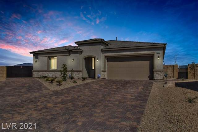 6480 Fairy Duster Street, Las Vegas, NV 89149 (MLS #2279226) :: Lindstrom Radcliffe Group