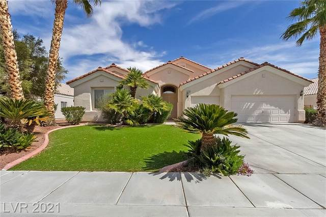 7710 Blue Whirlpool Street, Las Vegas, NV 89131 (MLS #2279245) :: Custom Fit Real Estate Group