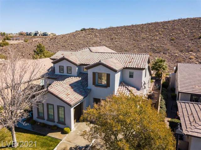 21 Morninglow Pass, Henderson, NV 89052 (MLS #2279436) :: Billy OKeefe | Berkshire Hathaway HomeServices