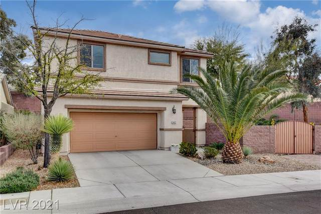 2457 Rue Bienville Way, Henderson, NV 89044 (MLS #2279735) :: The Perna Group