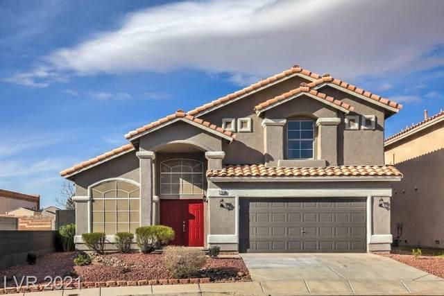 7768 Monza Avenue, Las Vegas, NV 89129 (MLS #2279854) :: The Perna Group