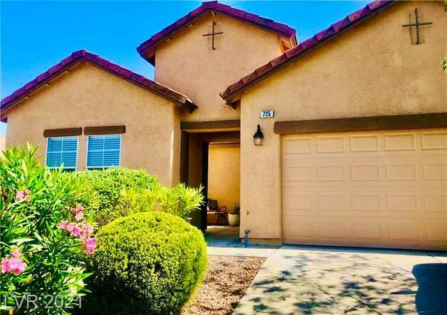 725 Pacific Cascades Drive, Henderson, NV 89012 (MLS #2279955) :: Signature Real Estate Group