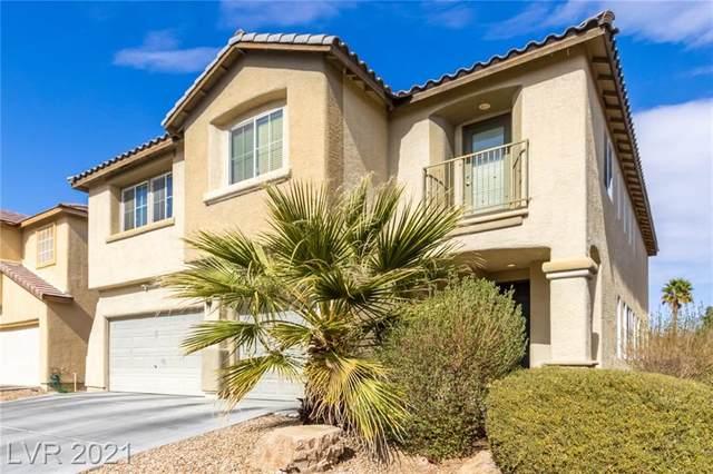3566 Tundra Swan Street, Las Vegas, NV 89122 (MLS #2280153) :: Signature Real Estate Group