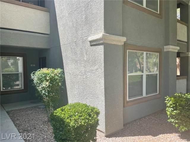 555 Silverado Ranch Boulevard #1052, Las Vegas, NV 89183 (MLS #2280154) :: DT Real Estate