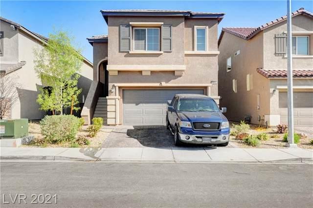 8288 Nebula Cloud Avenue, Las Vegas, NV 89131 (MLS #2280333) :: ERA Brokers Consolidated / Sherman Group