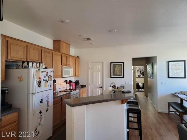6153 Pine Desert Street #101, Las Vegas, NV 89108 (MLS #2280413) :: Vestuto Realty Group