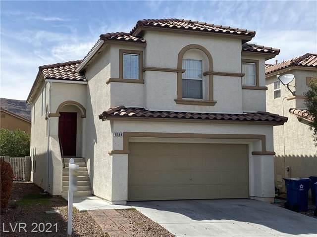 6545 Sunset Pines Street, Las Vegas, NV 89148 (MLS #2280487) :: Signature Real Estate Group
