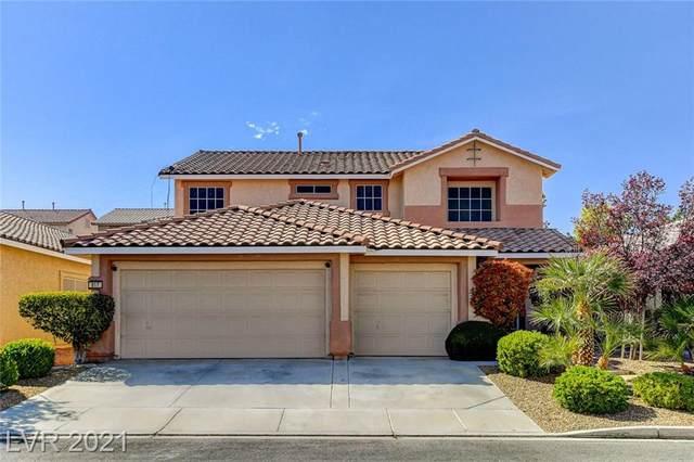 817 Royal Elm Lane, Las Vegas, NV 89144 (MLS #2280610) :: Signature Real Estate Group