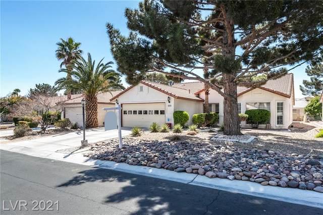 5029 Glenarden Drive, Las Vegas, NV 89130 (MLS #2280712) :: The Mark Wiley Group | Keller Williams Realty SW