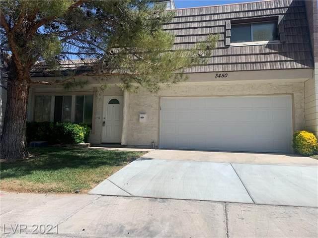3450 Kensbrook Street, Las Vegas, NV 89121 (MLS #2280757) :: Jeffrey Sabel