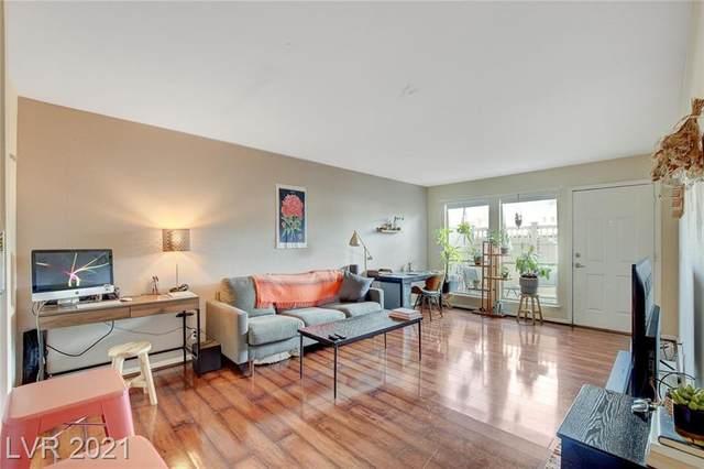 2854 Geary Place #3805, Las Vegas, NV 89109 (MLS #2280939) :: Custom Fit Real Estate Group